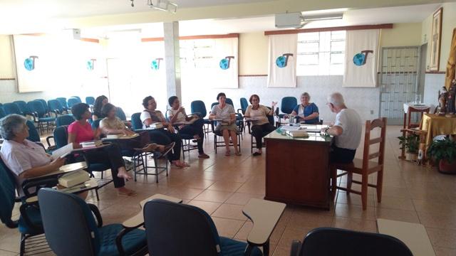 Valores Franciscanos são tema de encontro promovido pela Equipe de Formação Permanente