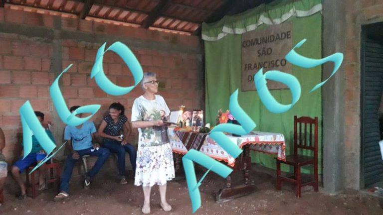 Celebraçao dos 160 anos em Rio dos Bois TO