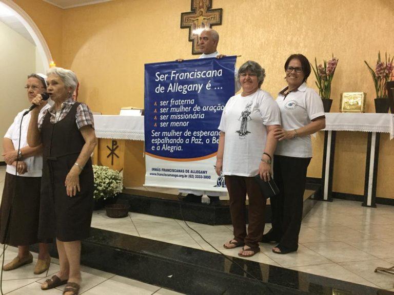 Comunidade Alverne Celebra 160 anos de fundação das Irmãs Franciscanas de Allegany