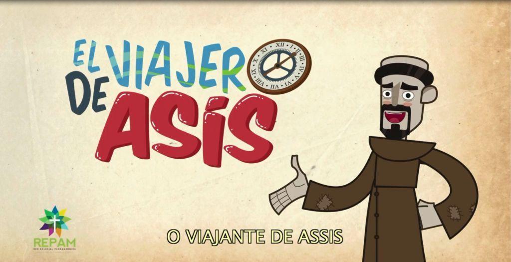 São Francisco de Assis é protagonista de série animada